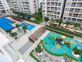 Scenic Valley Luxury 2Br #Expo #Golf #Mall 7Th photos Exterior