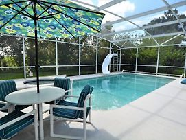 Amazing Kissimmee 4 Bed 3 Bath Pool Home photos Exterior