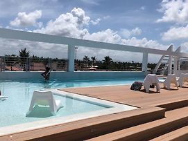 Brand New Amazing Apartment Roof Pool In Los Corales photos Exterior