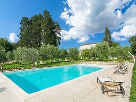 Elegant Farmhouse In Rapolano Terme With Pool photos Exterior