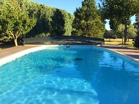 House With 4 Bedrooms In Roquemaure With Pool Access Enclosed Garden And Wifi 75 Km From The Beach photos Exterior