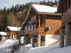 Spacious Chalet In Vallandry Near Ski Area photos Exterior