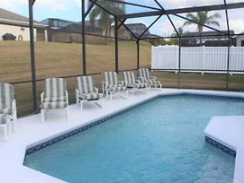 Disney Area 5 Bedroom 3 Bath Pool Home In Tuscan Ridge photos Exterior