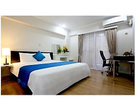 Saigon Sky Garden Serviced Apartments photos Exterior