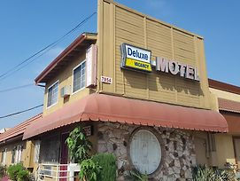 Deluxe Motel Los Angeles Area photos Exterior
