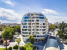 Super Central Luxury Apartment Burgas photos Exterior