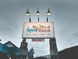 The Waterfront At Potlatch photos Exterior