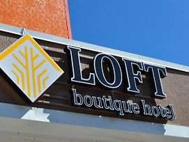 Loft Boutique Hotel photos Exterior
