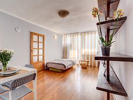 Szczecin Best Location Apartment photos Exterior