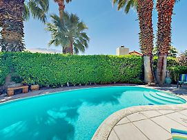3Br 3Ba Spanish Style Pool Jacuzzi In Palm Springs 3 Bedroom Home photos Exterior