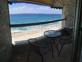 Apart Hotel Tlv Bat Yam Beach Front 1207 photos Exterior