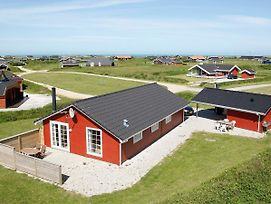 Four Bedroom Holiday Home In Lokken 2 photos Exterior