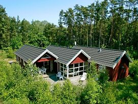 Four Bedroom Holiday Home In Aakirkeby 4 photos Exterior