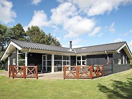 Four Bedroom Holiday Home In Hjorring 1 photos Exterior
