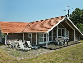 Four-Bedroom Holiday Home In Bjert photos Exterior
