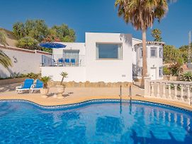 Luxurious Holiday Home In Moraira With Pool photos Exterior