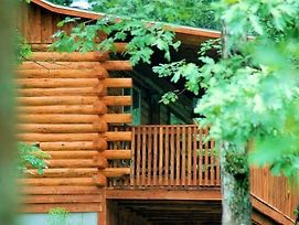 Lake Forest Luxury Log Cabins photos Exterior