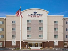 Candlewood Suites Indianapolis East photos Exterior