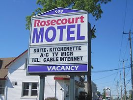 Rosecourt Motel photos Exterior