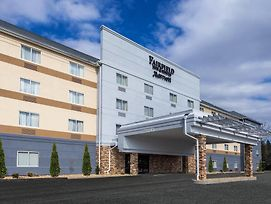 Fairfield By Marriott Inn & Suites Uncasville Groton Area photos Exterior