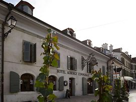 Auberge Communale De Carouge photos Exterior