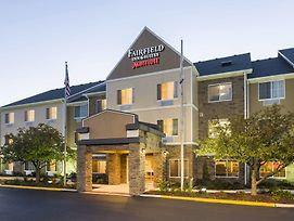 Fairfield Inn & Suites By Marriott Chicago Naperville/Aurora photos Exterior