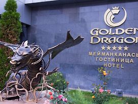 Golden Dragon Hotel photos Exterior