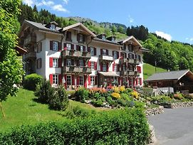 Swiss Historic Hotel Du Pillon, Grand Chalet Des Bovets V photos Exterior