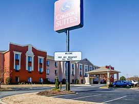 Comfort Suites Gadsden Attalla photos Exterior