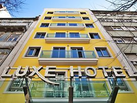 Luxe Hotel By Turim Hoteis photos Exterior