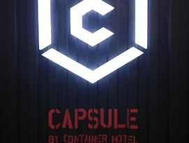 Capsule By Container Hotel photos Exterior