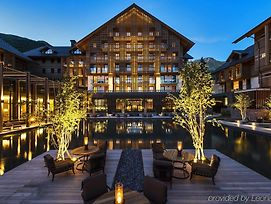 The Chedi Andermatt photos Exterior