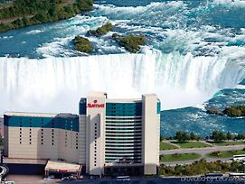 Marriott Niagara Falls Fallsview Hotel & Spa photos Exterior