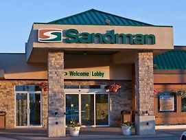 Sandman Hotel Edmonton West photos Exterior