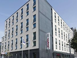 Hampton By Hilton Frankfurt City Centre Messe photos Exterior