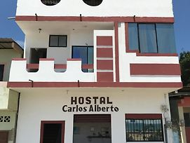 Hostal Carlos Alberto photos Exterior