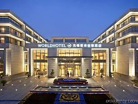Worldhotel Grand Juna Wuxi photos Exterior