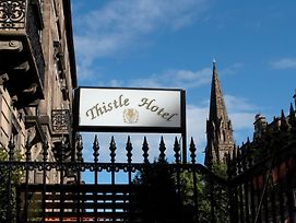 Edinburgh Thistle Hotel photos Exterior