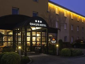 Qualys Hotel Reims Tinqueux photos Exterior