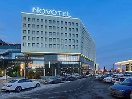 Novotel Krasnoyarsk Center photos Exterior