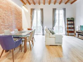 Stylish 2 Bed 2 Bath Flat Close To Arc De Triomf photos Exterior