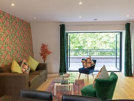 Cambridge City Centre Penthouse With Terrace 5 Mins Walk From Colleges & Centre photos Exterior