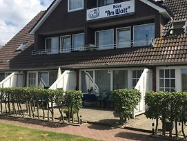 Apartmenthaus Am Watt Busum photos Exterior