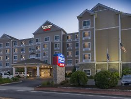 Fairfield Inn & Suites By Marriott New Bedford photos Exterior