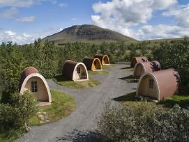 Fossatun Camping Pods & Cottages - Sleeping Bag Accommodation photos Exterior