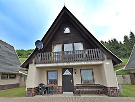 Quaint Holiday Home With Private Balcony In Trusetal Germany photos Exterior