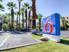 Motel 6 Palm Springs East-E Palm Canyon photos Exterior
