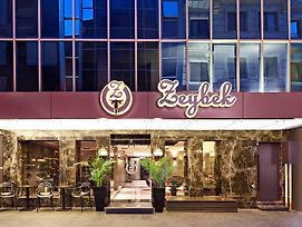 The New Hotel Zeybek photos Exterior