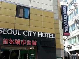 Seoul City Hotel photos Exterior