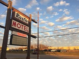 Rustic Motel Rolla photos Exterior
